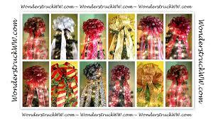 christmas tree bow topper wonderstruck s 2013 christmas giveaway christmas tree bow topper