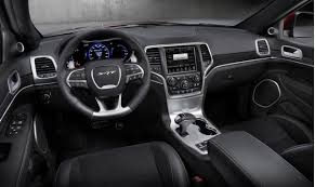 jeep grand srt8 2014 2014 jeep grand debuts with fresh styling eight speed