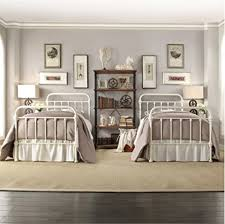 Antique White Metal Bed Frame Best 25 Antique Iron Beds Ideas On Pinterest Antique Iron Antique