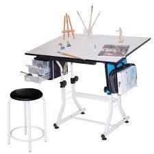 martin universal mxz drawing table steel drawing drafting tables hayneedle