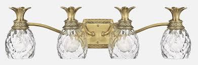 shop cascadia lighting standford 4 light 7 in antique brass bell