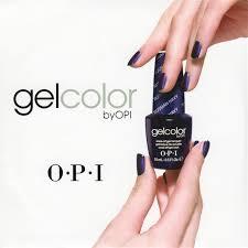 opi hair color long lasting gel nail polish at hair ministry ipswich