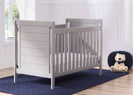 Grey Convertible Cribs Sunnyvale 4 In 1 Convertible Crib Delta Children