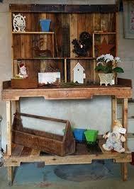 potting bench ideas lovetoknow
