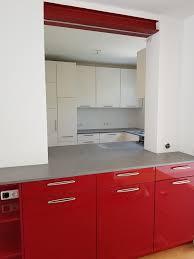 keramik arbeitsplatte k che küche mit keramik arbeitsplatte auch in der durchreiche gruner2