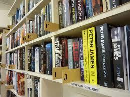 alphabet dividers for bookshelves