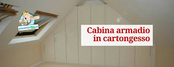 armadi in cartongesso prezzi cabina armadio in cartongesso costo e vantaggi preventivone