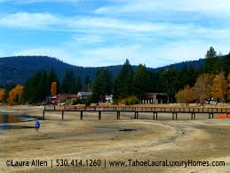 the impact of the california drought in lake tahoe