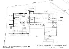 bermed passive solar house plans house design plans