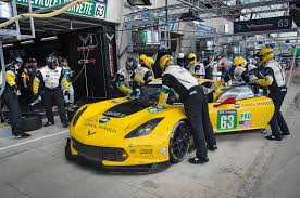 corvette race car for chevrolet and ford the road to le mans motor trend
