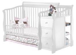 Convertible Crib Plans by Sorelle Tuscany 4 In 1 Convertible Crib U0026 Reviews Wayfair