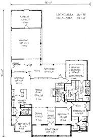 French Cottage Floor Plans Hammond Louisiana House Plans Country French Home Plans