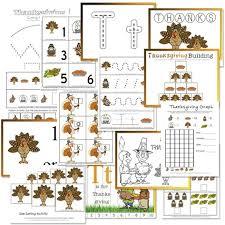 preschool and kindergarten thanksgiving activities confessions