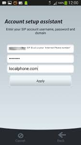 change password on android phone configure linphone for android localphone