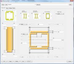 built up box beam tekla user assistance