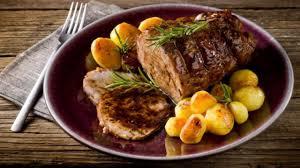 cuisiner roti de porc la cuisine des débutants rôti de porc en cocotte plats cuisine