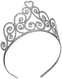 amazon com beistle 60641 gd gold glittered metal tiara
