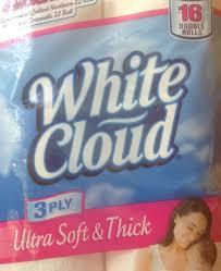 White Cloud Bathroom Tissue - amazon com white cloud ultra comfort soft u0026 thick bathroom