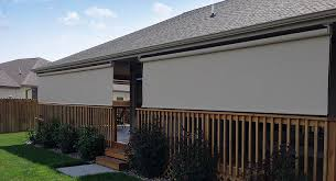 Roof Mounted Retractable Awning Products Archive Retractable Awnings Retractable Shades And