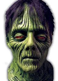 Radioactive Halloween Costume Radioactive Zombie Mask Buy Horror Masks Horror Shop