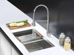 Two Bowl Kitchen Sink by Ruvati Roma 33
