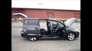 mazda5 2006 mazda 5 auto 146kms 6 passenger dual sliding doors