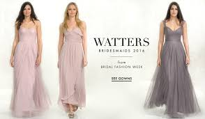 watters bridesmaid bridesmaid dresses watters 2016 bridesmaids collection inside