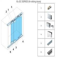 Glass Cabinet Door Hardware Sliding Cabinet Door Hardware Hafele Prestigenoir
