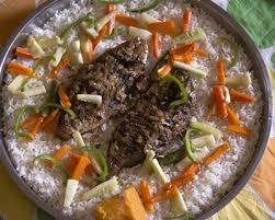 cuisine poisson recette yassa de poisson