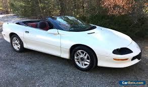 1995 chevy camaro convertible 1995 chevrolet camaro base convertible 2 door chevrolet camaro