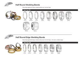 wedding ring styles guide wedding band styles wedding ring styles allen education