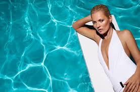 Best St Tropez Tan Kate Moss For St Tropez Business Insider