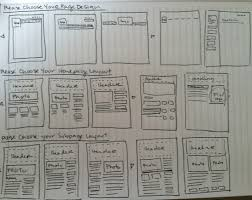 four steps to effective web design
