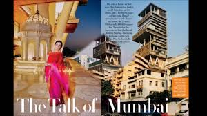 interiors of businessman mukesh ambani house really awesome youtube