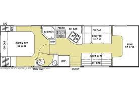 Coachmen Class C Motorhome Floor Plans New 2014 Coachmen Freelander