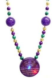 personalized mardi gras custom mardi gras fancy necklaces personalized medallions