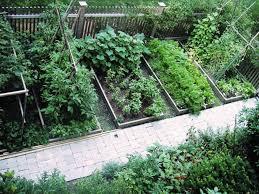 Small Vegetable Garden Design Ideas Efficient Vegetable Garden Design With Decorative Garden Design