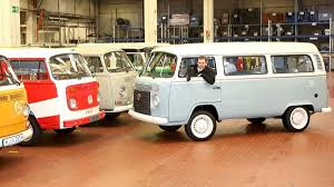 volkswagen van last volkswagen bus ever joins vw factory collection autoweek