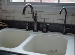 moen waterhill kitchen faucet vintage farmhouse style faucet with moen
