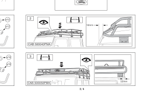 how to fit a roof rack funrover land rover blog u0026 magazine