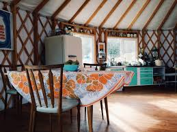 Living In A Yurt by Inside Our Yurt House Lulastic And The Hippyshake