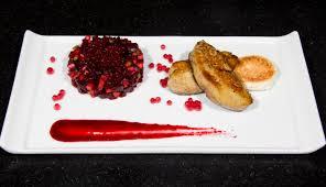 cuisiner la betterave emission c est au programme foie gras poêlé salade de