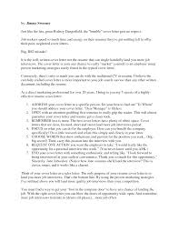 jimmy cover letter resume exles templates how to create jimmy sweeney cover