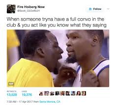 Kevin Meme - kevin durant confirms he loves that meme with him and draymond sfgate