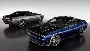 Dodge Challenger 4 Door - dodge marks mopar parts brand u0027s 80th year with special edition