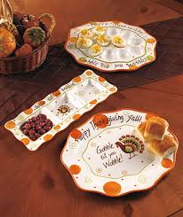 gobble til you wobble thanksgiving serveware this would be great