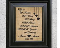 15th anniversary gift ideas for him 5 year wedding anniversary gifts for him wedding ideas