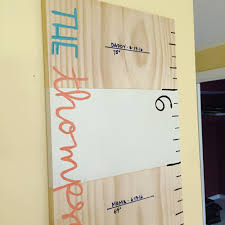 home depot black friday growth chart forever fireflying diy family growth chart