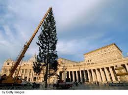 christmas at st peter u0027s basilica