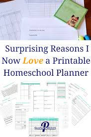 printable homeschool daily planner surprising reasons i now love a printable homeschool planner pin 1 png